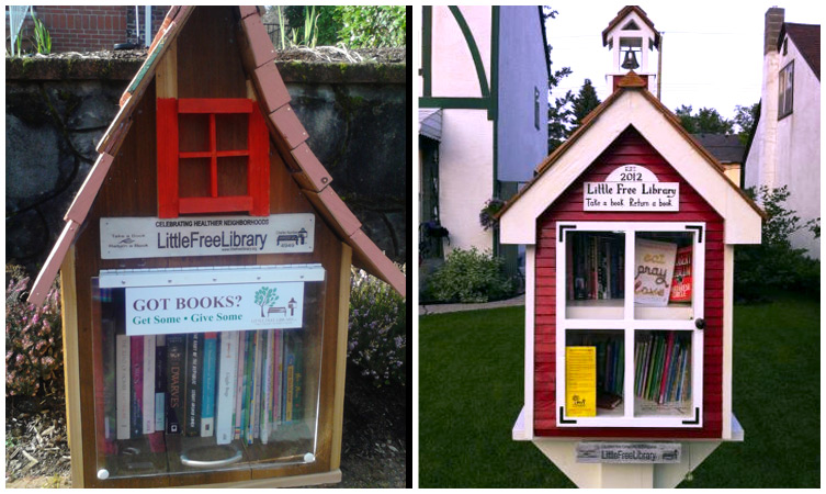 Little free library 5